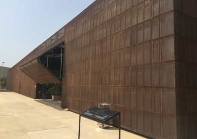 ART WAREHOUSE EXTERIORS – ABU DHABI