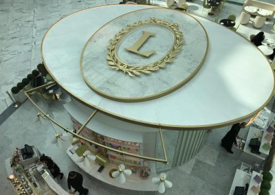 BESPOKE MALL INTERIORS