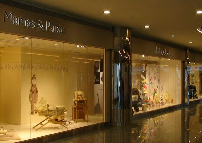 Bespoke Luxury Mall Interiors